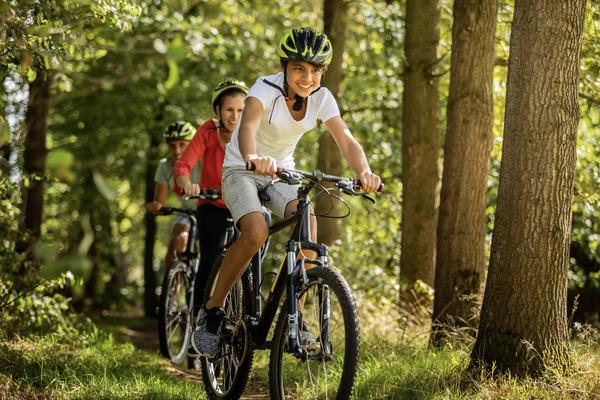 Mountainbiken bij Avonturen Achterhoek