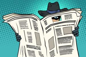 Spionnen speurtocht bij Avonturen Achterhoek